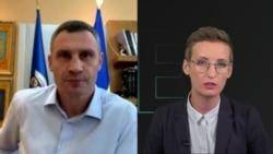 """Виталий Кличко: """"Я борюсь за демократический выбор киевлян"""""""