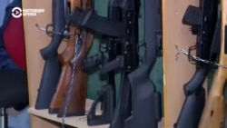 В Кыргызстане закроют все оружейные магазины