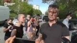 Бывший мэр Екатеринбурга Ройзман арестован на 9 суток за поддержку Навального