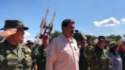 20 дней двоевластия в Венесуэле: что делают Мадуро и Гуайдо