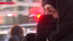 Морозы в 50 градусов в Казахстане: животные замерзают на ходу