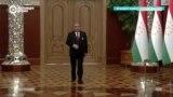 Как Эмомали Рахмон в пятый раз принимал присягу президента Таджикистана