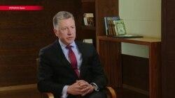 Волкер: мир в Донбассе возможен при условии политической воли