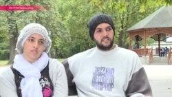 Медовый месяц для беженцев из Сирии