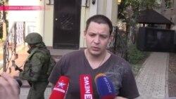 Артём Комисарчук пробыл в плену сепаратистов на востоке Украины больше года