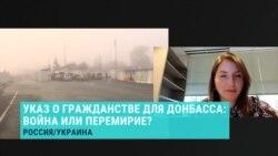 Эксперт о раздаче российских паспортов жителям Донбасса