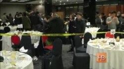 В Южной Корее мужчина с ножом напал на американского посла