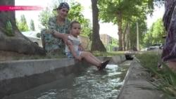 Душанбе в жару: стройка по ночам и молитва под вентилятором