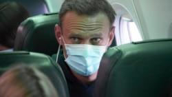 """""""Я в отсутствие адвоката говорить ничего не буду"""". Как задержали Алексея Навального"""