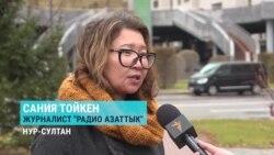 В Казахстане жестко задерживали людей, которые хотели помочь политзаключенным