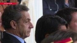 Во Франции допросили и задержали экс-президента Саркози