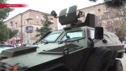 Как в Тбилиси 22 ноября ловили террористов