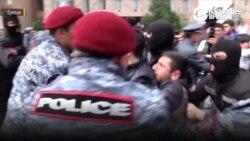 """Бархатная революция"" Армении"