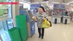 """""""Полка добра"""": как в России спасают от голода тех, у кого нет денег даже на еду"""