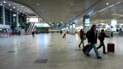 Таджикистанцы не могут вернуться домой из-за закрытых границ