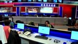 """В Грузии идет судебное разбирательство вокруг независимого телеканала """"Рустави-2"""""""
