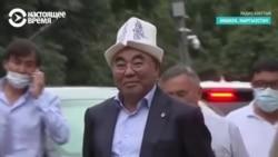 Акаев вернулся в Кыргызстан и сразу же уехал на допрос в ГКНБ