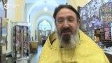 Иеромонах Иоанн рассказывает, почему он укрыл протестующих от задержаний в храме в Москве