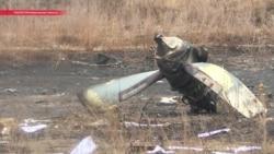 В Казахстане выясняют причины крушения самолета, разбившегося в 28 км от Алма-Аты
