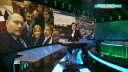 Что говорят на российском телевидении о выборах в украинскую Раду