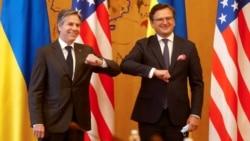 Америка: визит госсекретаря США в Киев
