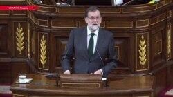 Премьеру Испании впервые в истории вынесен вотум недоверия