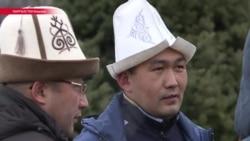 Собака в национальном колпаке – унижение киргизского народа. Скандал на модном показе