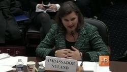 Виктория Нуланд беспокоится и за Украину, и за Россию