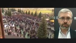 """Денис Кривошеев: """"Быть правозащитником в России сегодня крайне сложно и опасно"""""""