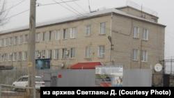 Исправительная колония №14 в городе Амурск Хабаровского края