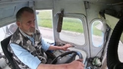 Человек на карте: 40 лет на тракторе по России