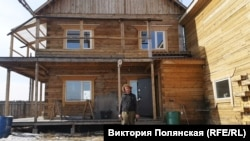Дом Лукаса в Бурятии