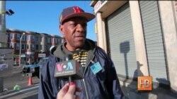 Житель Балтимора комментирует погромы в городе