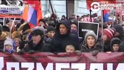 Что говорили люди на маршах Бориса Немцова