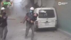 В Восточной Гуте близ Дамаска растет число жертв обстрелов и бомбардировок