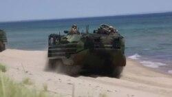 НАТО на берегах Балтики