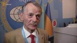 """Джемилев: """"Наша цель - это освобождение Крыма от оккупации"""""""