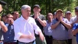 Парламент Кыргызстана лишил Атамбаева статуса экс-президента и неприкосновенности