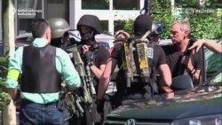 В Германии застрелен вооруженный человек, захвативший кинотеатр