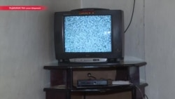 Без сигнала: приграничные регионы Таджикистана не могут смотреть телепередачи