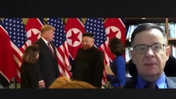 Профессор университета Кунмин о встрече Кима и Трампа