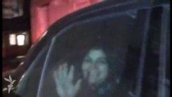 Видео ареста журналистки Хадиджи Исмайловой