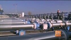 Газпром - большая газовая проблема Европы