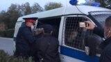Kazakhstan - Aqtobe - Aktobe - police arrest - 25 September