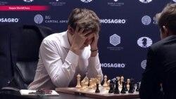 Виртуальная реальность, политики и знаменитости – почему весь мир пристально следит за чемпионатом мира по шахматам?