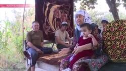 В Таджикистане женщина пыталась убить себя и детей в послеродовой депрессии