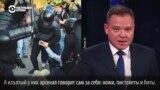 Соловьев и другие рассказывают на российском госТВ о протестах в Москве