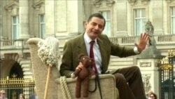 Мистер Бин отметил 25-летие персонажа визитом в Букингемский дворец