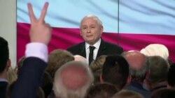 Правящая партия Польши побеждает на местных выборах
