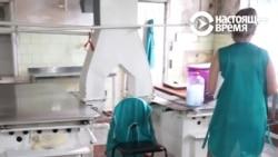 Как выселяли детский дом во Владикавказе